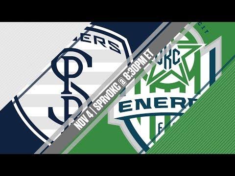 2017 #USLPLAYOFFS - Swope Park Rangers vs OKC Energy FC 11/4/17
