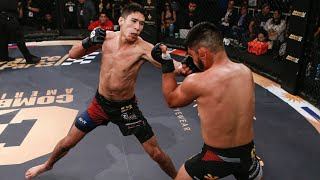MMA | Combate MEX vs. El Mundo | Tijuana | Main Card