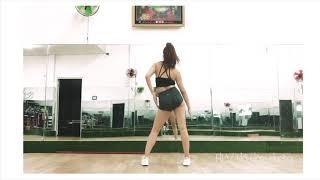 Bài tập Aerobic tổng hợp giúp giảm cân toàn thân - Bản full 40p của HLV Aerobic Hồ Hàm Hương