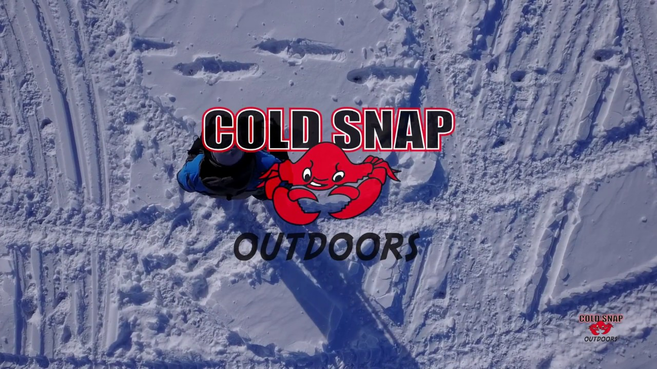 Cold Snap Ice Fishing Gear and Power Sports Accessories
