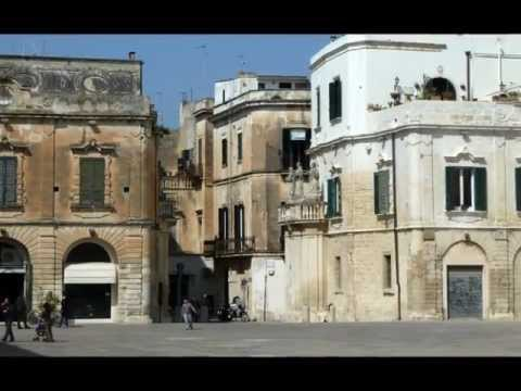 Lecce - The historic centre