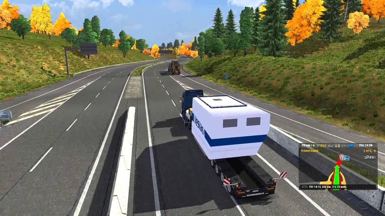 Euro Truck Simulator 2 Harta Romaniei V3 7 For 1 7 0 Youtube