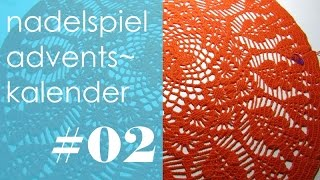 Repeat youtube video nadelspiel Adventskalender * Dezember 02 * Runden 3 + 4 + 5