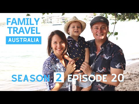 caravan-hacks-for-families-|-easy-diy's-for-better-sleep-|-family-travel-australia-ep-20-season-2
