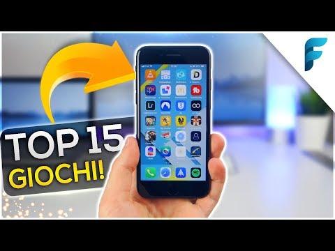 Top 15 Giochi GRATIS Che Dovresti Provare Sul TUO Smartphone! (iOS & Android) [ITA]
