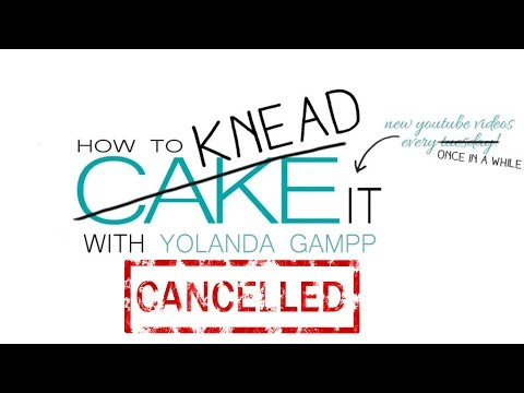 How To Knead It Got A Cakeover 💁🏽 How To Cake It Step By Step | Yolanda Gampp