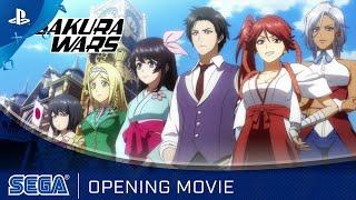 Sakura Wars - Opening Movie | PS4
