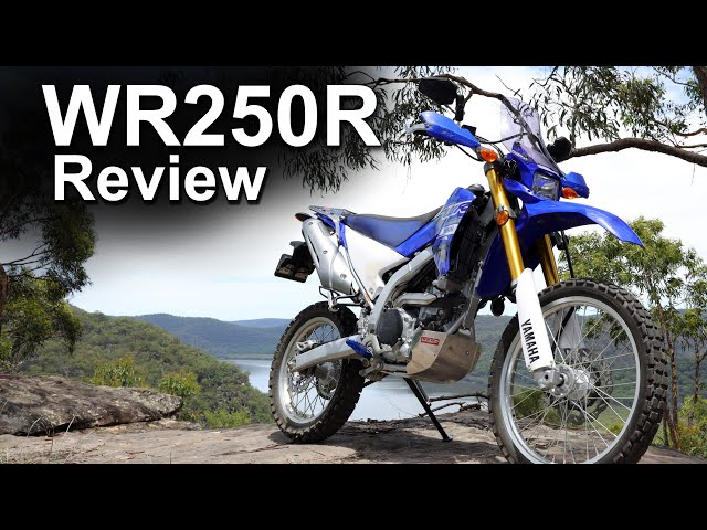 Yamaha WR250R Review - 1000 km First Impression
