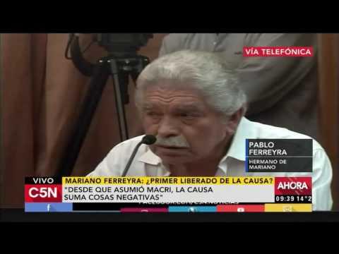 C5N - Caso Mariano Ferreyra: ¿Queda libre uno de los acusados?