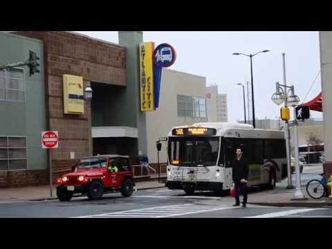 New Jersey Transit 2012 NABI 31.07 (31-LFW) 1606 On The 501 @ Atlantic & Ohio Avenues