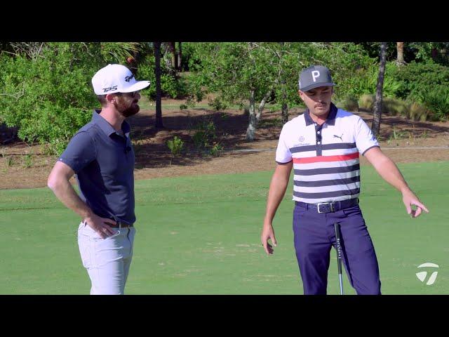 How Rickie Fowler Reads a Putt | TaylorMade Golf