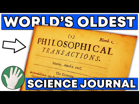 World's Oldest Science Journal - Objectivity #17
