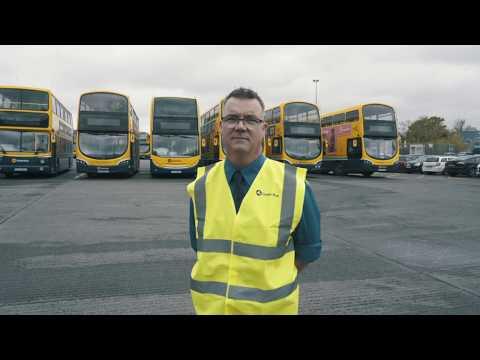 Dublin Bus Driver Joe