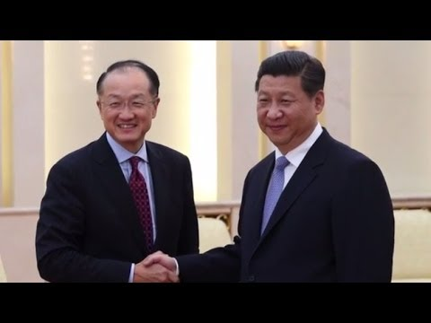 World Bank's Jim Yong Kim: Wealthier China Determined to be Healthier China