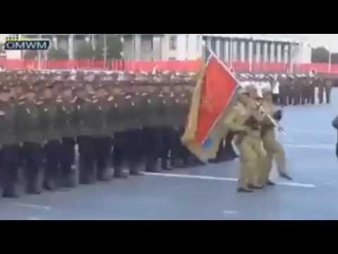Kuzey Kore Ordusu Savaşa Hazır