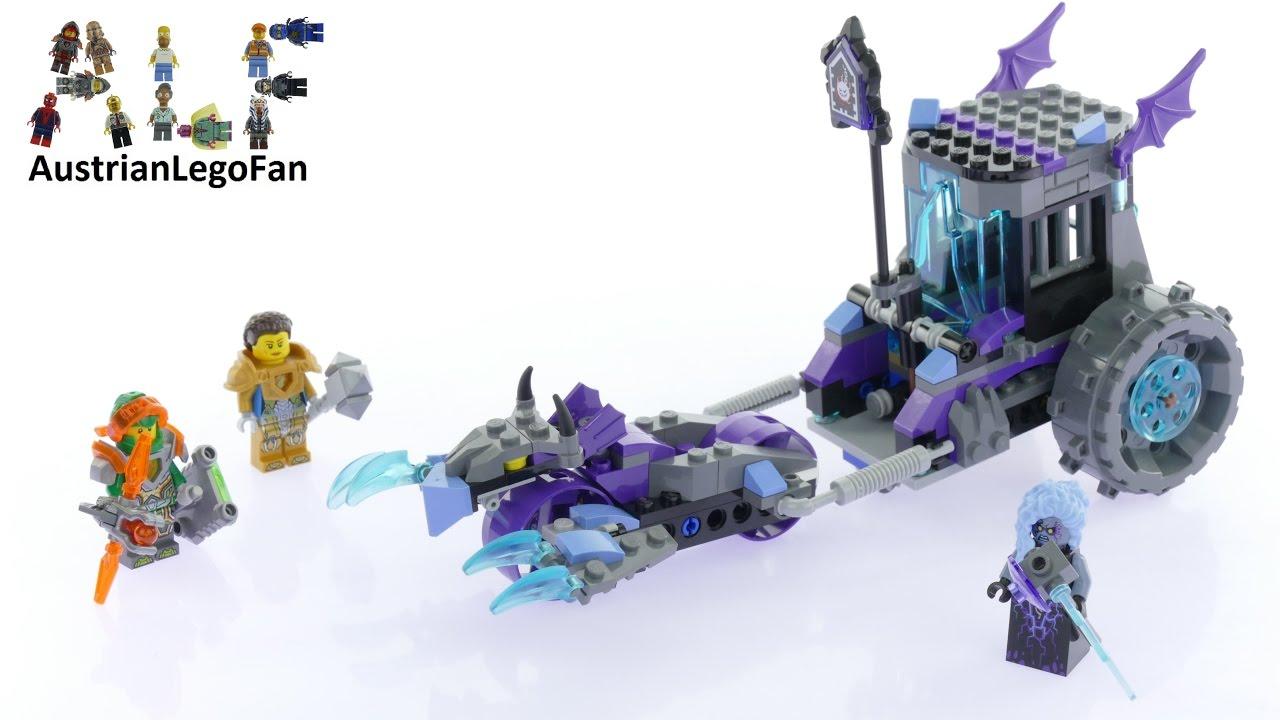 LEGO Nexo Knights 70349 Ruina/'s Lock /& Roller Brand New