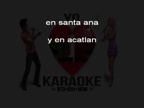 grupo la cumbia - mambo de puebla karaoke