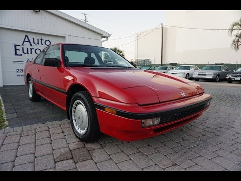 This 46K Mile 3rd Gen 1991 Honda Prelude 2.0Si Was Honda's Sporty Grand Tourer