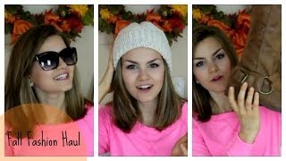 Fall Fashion and Accessories Haul- Target, Old Navy and Marshalls Thumbnail