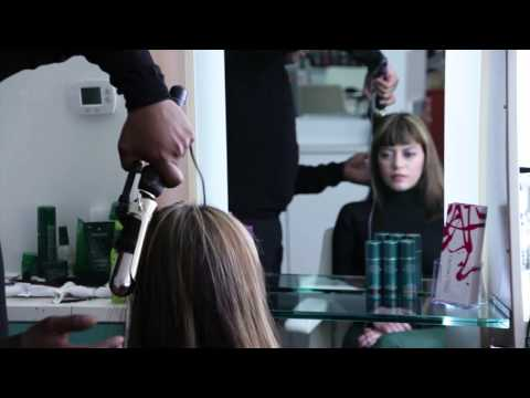 Tousled Hairstyles With Bangs : Tips for Styling Hair