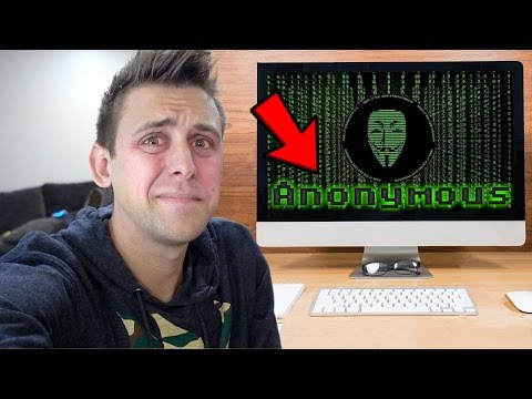 Thumbnail: Top 10 YOUTUBERS THAT GOT HACKED! (Roman Atwood #Ourmine, Jacksepticeye & More)