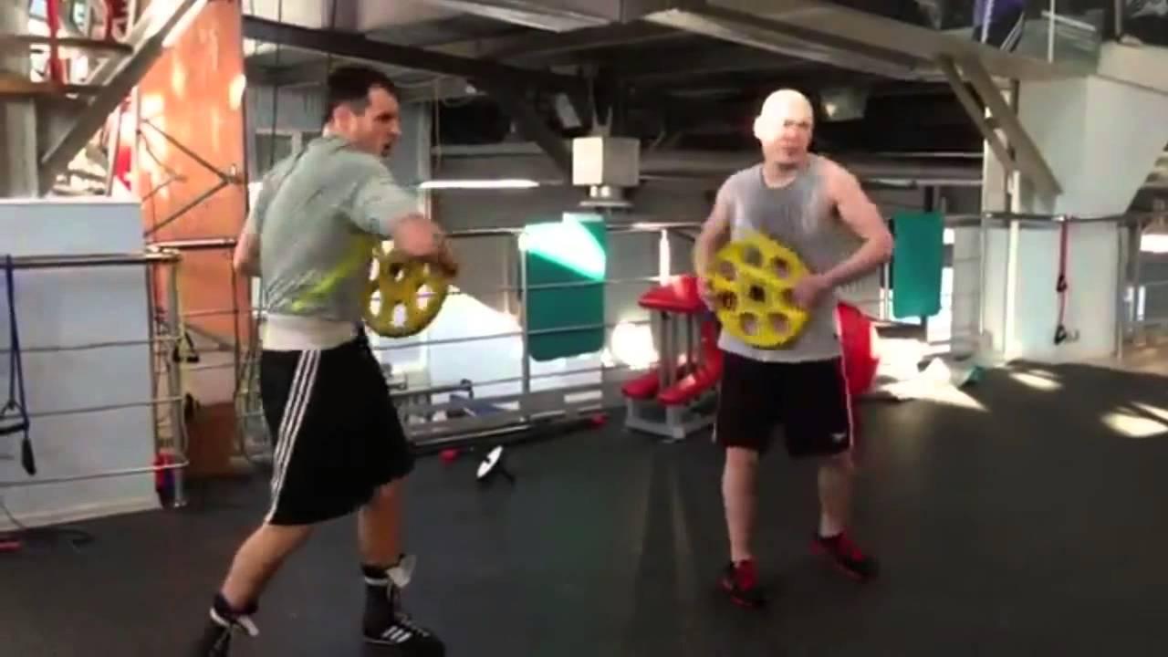 Скачать программу тренировок по боксу