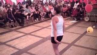 Jigging Contest - Adult Female - Lac La Biche Powwow Days 2014