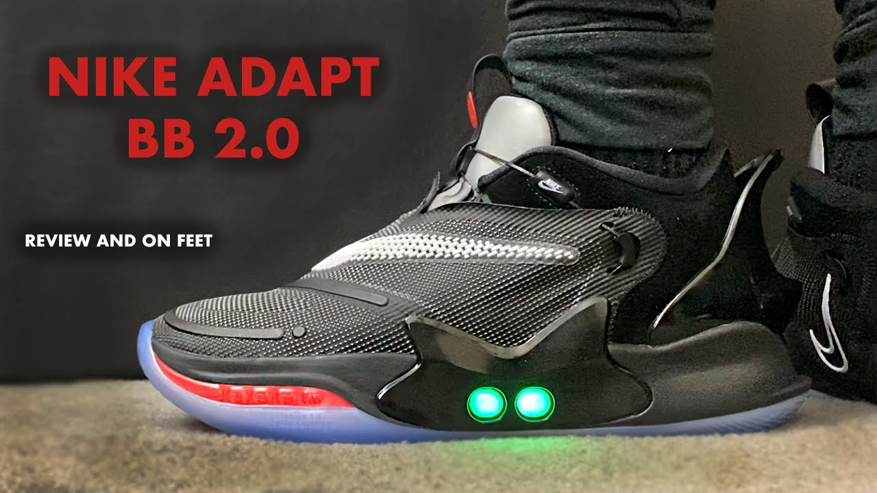 My Thoughts On The 400 Infrared Nike Adapt Auto Max Youtube