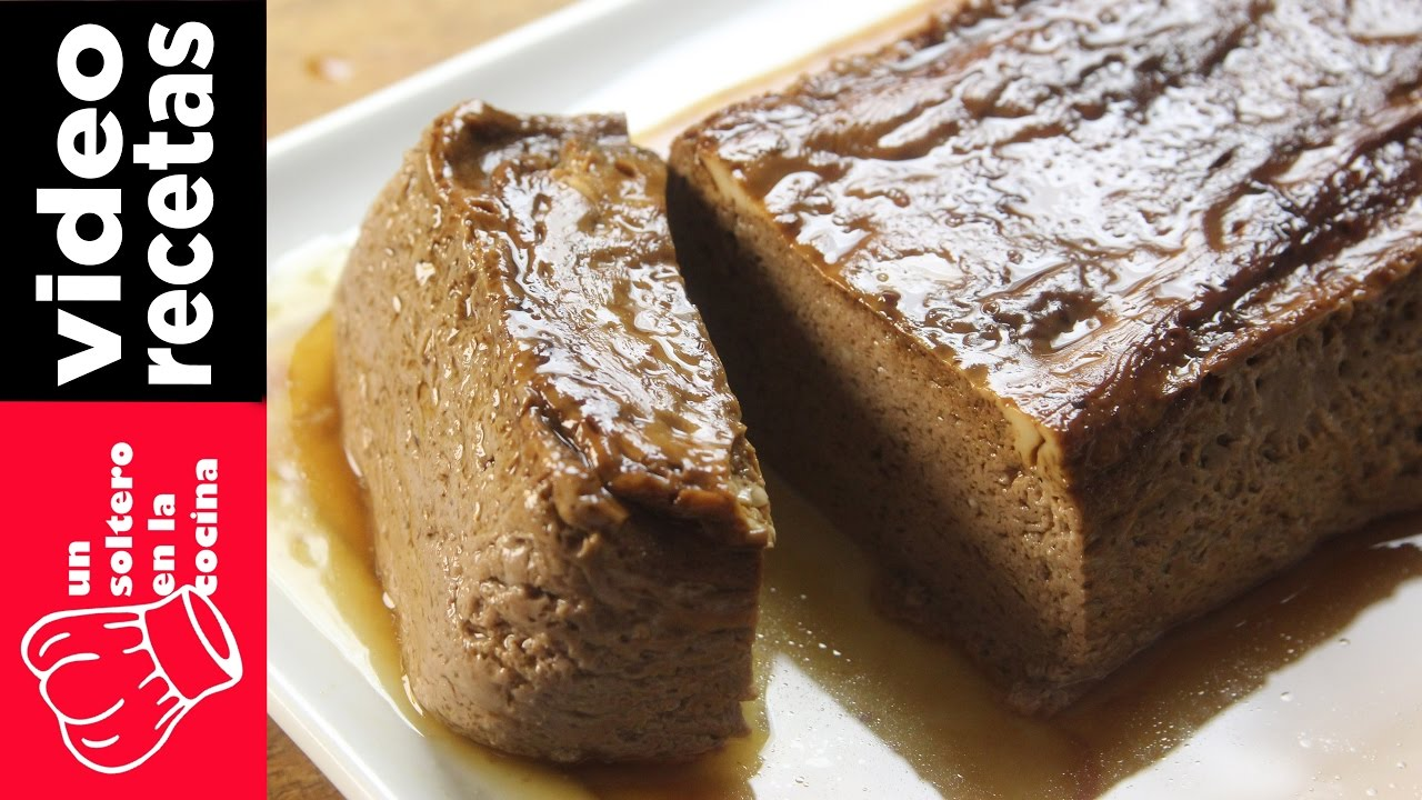 Flan De Nutella Youtube