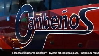 Grupo Caribeños - Marcopolo Paradiso 1200 G7