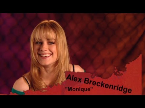 Alexandra Breckenridge talks about fight  on ''She's the Man''