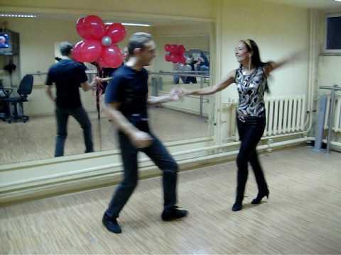 Tanya y Sergio - Salsa LA - R.Torres party