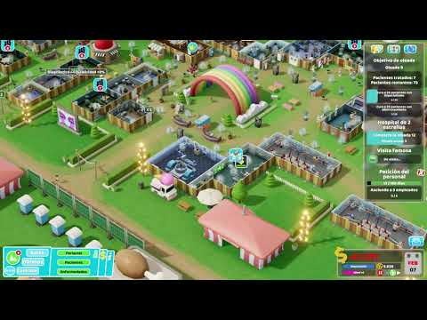 Two Point Hospital - Culture Shock |