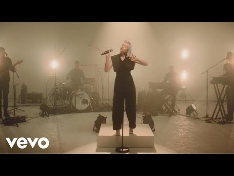 Aurora - Warrior (Live) - Stripped (Vevo UK LIFT)