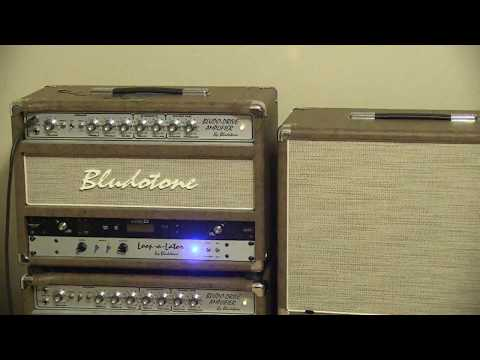 CS Strat with Bludotone South Saturn Delta SSD through 2 ported EV cabs