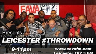 "Dragon Hearts, K.Y, Boss Man, Loaneski & Mr Blazer on ""Triumph"" #THROWDOWN on Friday Flex at EAVA FM"