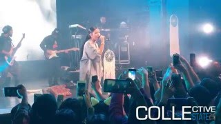 "Jhene Aiko - ""My Mine,"" ""Do Better Blues,"" ""Higher"" & ""Stay Ready"" Live In Santa Ana"