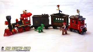 Lego 7597 Toy Story Western Train Chase Building And Playing