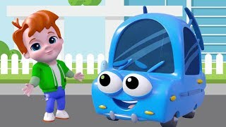 Mavi Araba Nerdesin?  - Renkleri Öğreniyorum - Parmak Ailesi Şarkısı