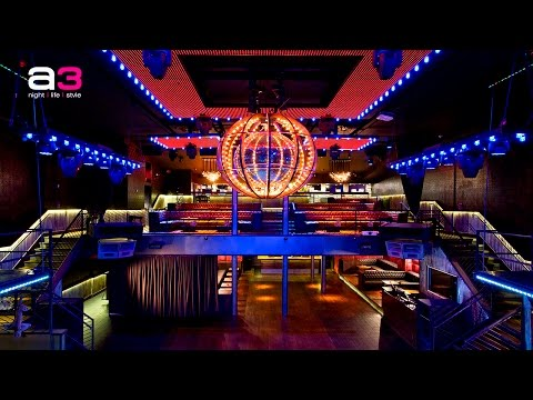 Check Out Marquee Nightclub New York