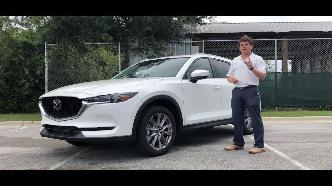 2019 Mazda Cx 5 Grand Touring Reserve Model Walk Around And Demo Youtube