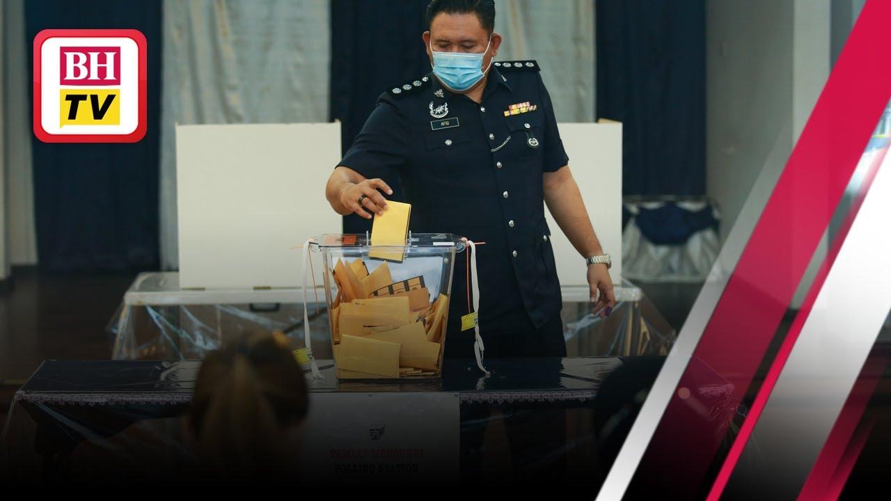 Maklumat Jawatan Suruhanjaya Pasukan Polis