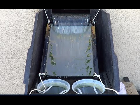 Homemade Sieve Filter For Pond With 3 Chamber 1 Of 4 Youtube