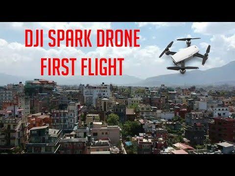 DJI Spark Drone First Flight In Nepal   Feat. Ashish Bhandari