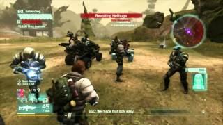 Defiance (PS3)  день 1 - 4 / 9