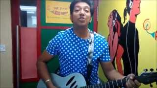 Download Hindi Video Songs - Garba on Guitar [Fagan aayo]