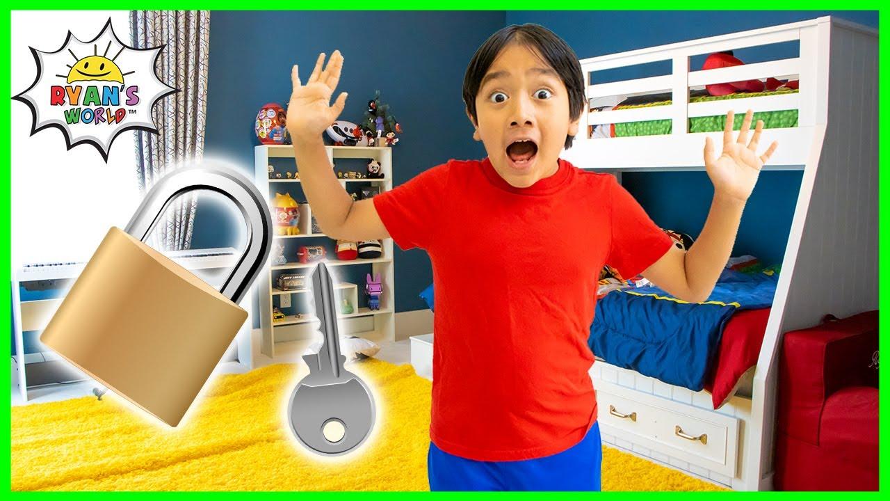 Download Ryan's Escape Room Challenge!!!