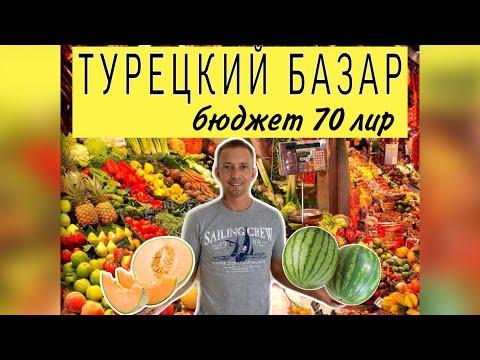 ТУРЕЦКИЙ БАЗАР 2020.