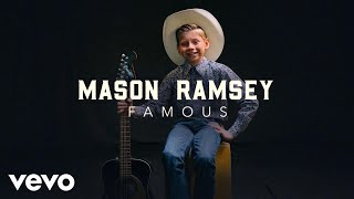 Mason Ramsey - Famous (Official Remix/Cover Video)