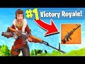 Download *NEW* HUNTING SNIPER RIFLE coming to FORTNITE: Battle Royale!
